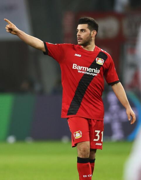 Con golazo de James, Bayern Munich liquidó al Leverkusen gettyimages-904...