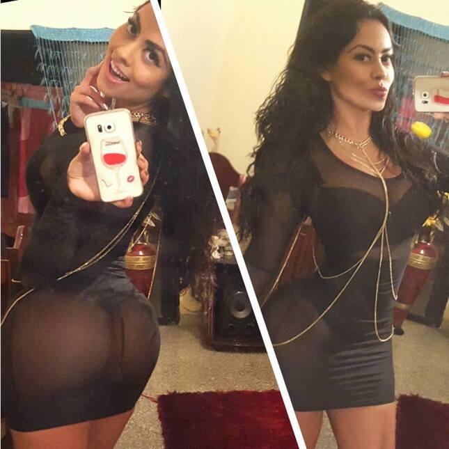 Jennifer es una espectacular y exuberante modelo paraguaya que roba las...