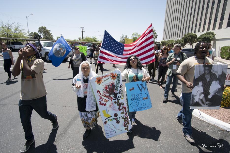 'La Caravana contra el Miedo' denuncia intimidación en Arizona _DSC0676.jpg