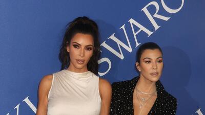 Hasta a Kim Kardashian le sorprende que modistos la premien cuando apenas usa ropa