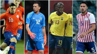 Enner Valencia y Sebastián Vegas, los extranjeros de la Liga MX que marcaron gol en esta fecha FIFA