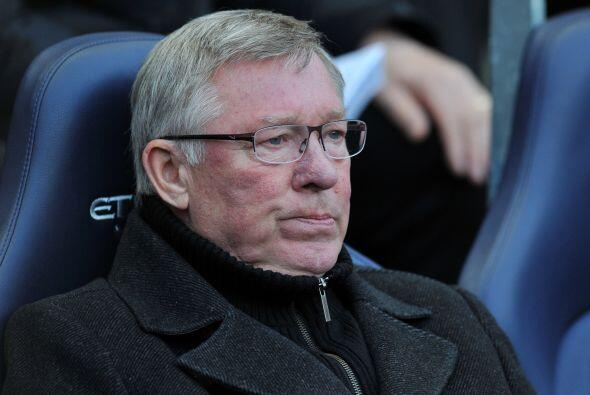 El plan B, Sir Alex Ferguson