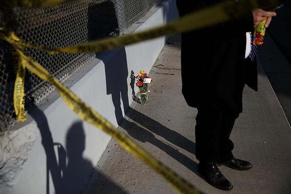 Imágenes del tiroteo que dejó 14 fallecidos y 17 heridos en el sur de Ca...