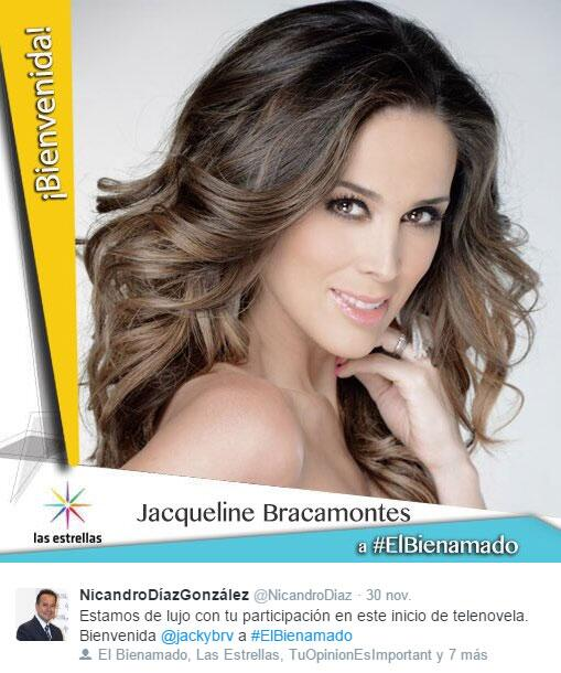 Jacqueline Bracamontes El Bienamado