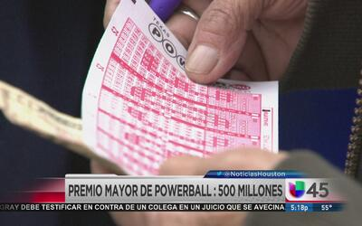 Fiebre de powerball dispara venta de boletos