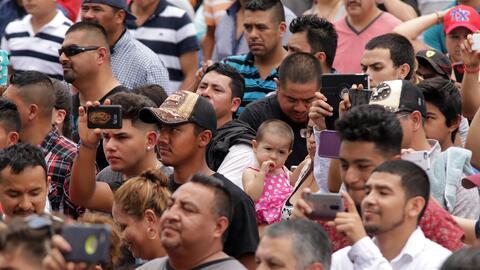 Hispanos representan el 38.8% de la población en Texas, seg&uacut...
