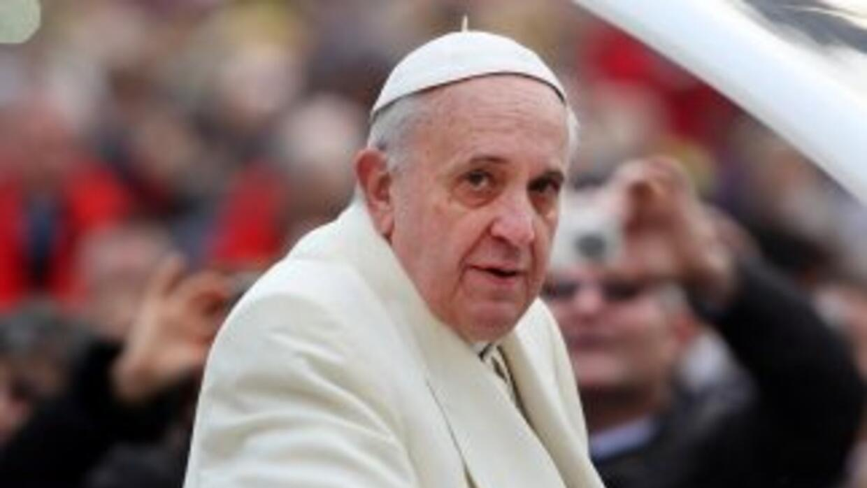 El Papa Francisco evitó pronunciarse sobre la crítica situación en Venez...