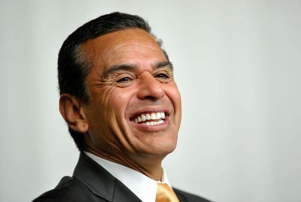 Antonio Villaraigosa: Es exalcalde de la ciudad de Los Ángeles. E...