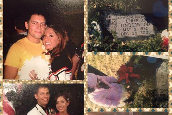 Dicha tragedia la marcó de por vida y aún recuerda al padre de su hija c...
