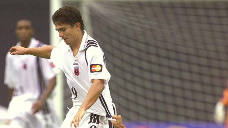 Jaime Moreno, Salvador Carmona DC United vs Toluca