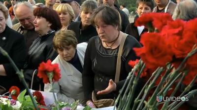 Alrededor de 40 muertos por nuevos enfrentamientos en Ucrania