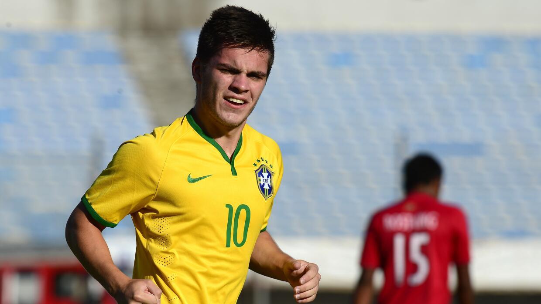 El juvenil brasileño es la última apuesta del equipo de Mourinho.