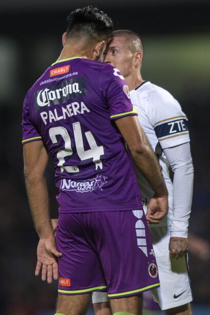 Veracruz le quita el invicto a Pumas en la Jornada 7 del Clausura 2018 2...