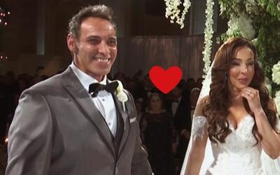 #GelenaAndSteve: Todos los detalles de 'la boda del año' de la reportera...