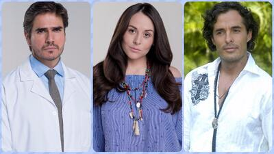 Zuria Vega tendrá nuevo galán en 'Mi marido tiene familia'