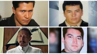 Personajes reales El Chapo