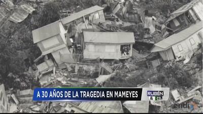 Ya van 30 años de la tragedia en el barrio Mameyes