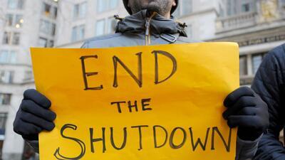 El maligno cierre de gobierno de Trump