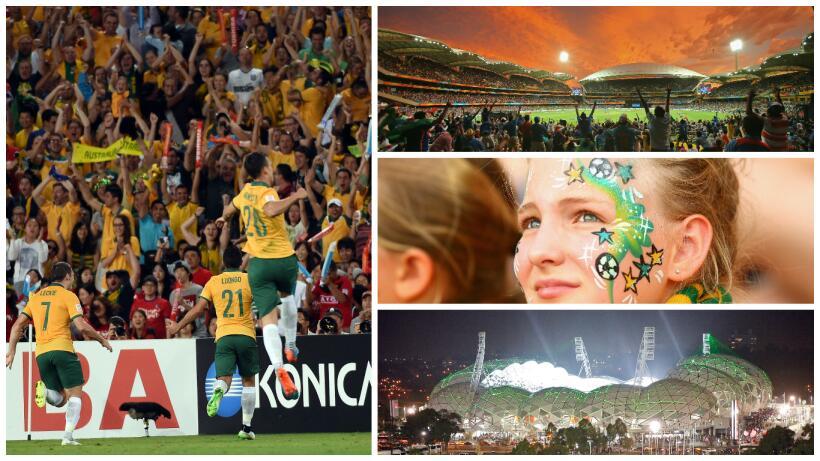 Catar está 'fichando' niños africanos para su Mundial 2022 australia.jpg