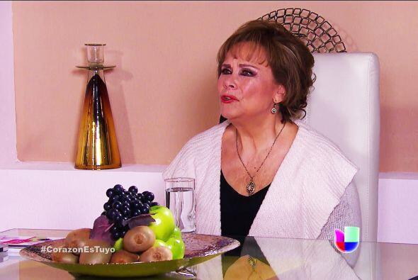 Pero no tema doña Soledad, ¡Ana jamás la rechazará!