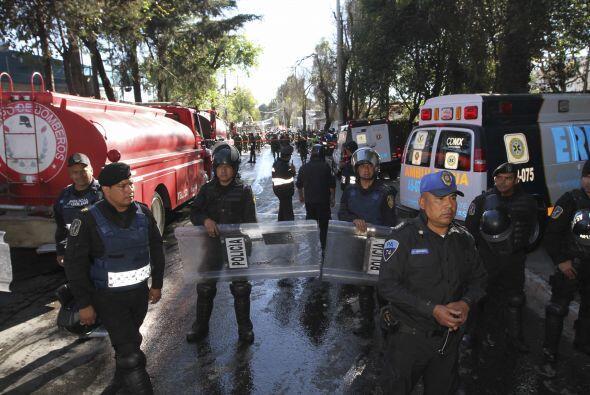 La televisora Milenio anunció el rescate de un bebé entre los escombros...