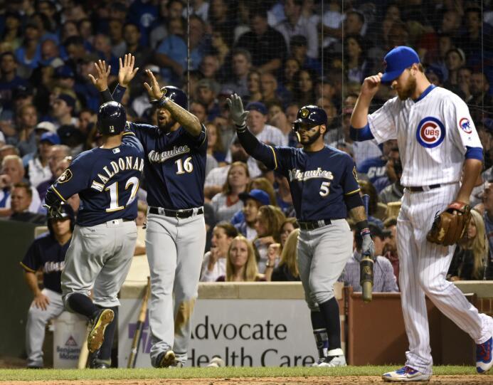 Cubs ganan el banderín