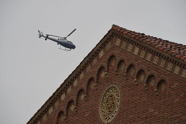 Tiroteo UCLA
