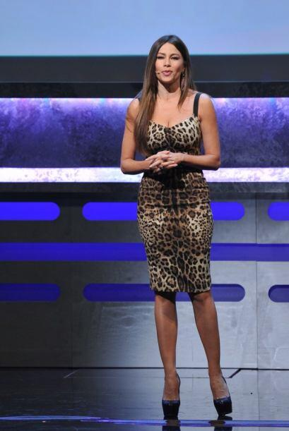 Sofía recordó su estadía en Univision.