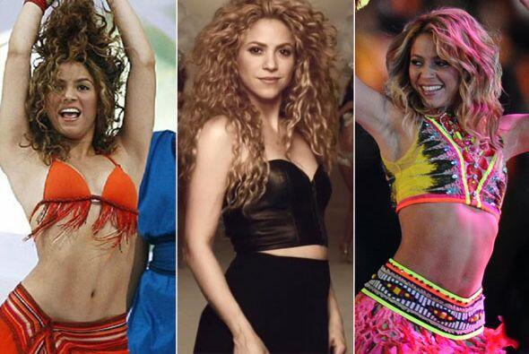 ¿Preparados para vibrar junto a Shakira en la final del Mundial?M...