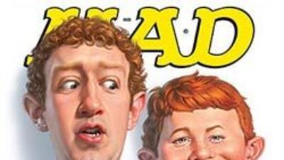 Le tocó el turno al creador de Facebook, Mark Zuckerberg, de estar en la...