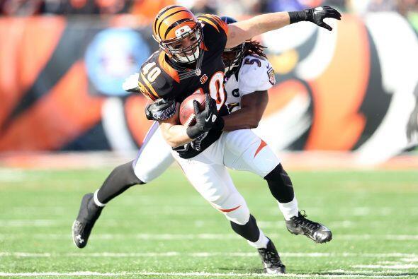 Los Ravens no pudieron detener a los Bengals (28-9), en un duelo donde a...