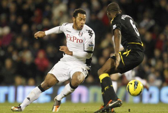El primer tanto del partido lo anotó Dempsey.
