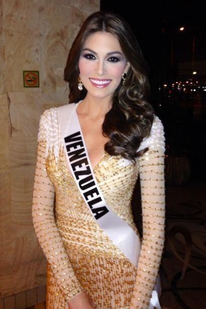 Felicidades a Gabriela Isler, Venezuela, y a las mujeres latinoamericana...