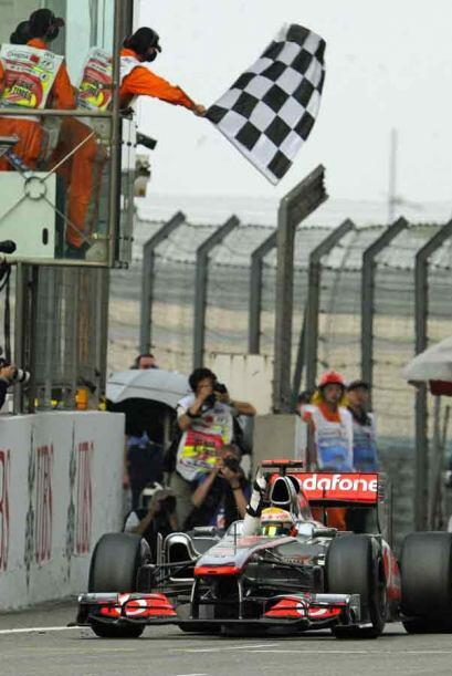 Con su victoria, el campeonato de Fórmula 1 2011 adquirió un nuevo interés.