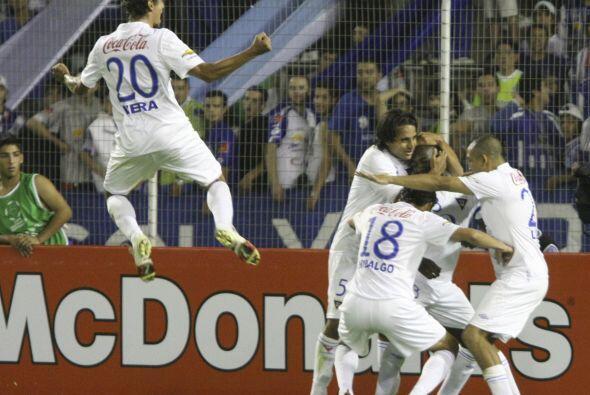 Liga de Quito se vengó de Independiente en la Libertadores al ganarle 3-...