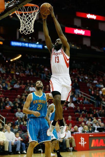 New Orleans Hornets v Houston