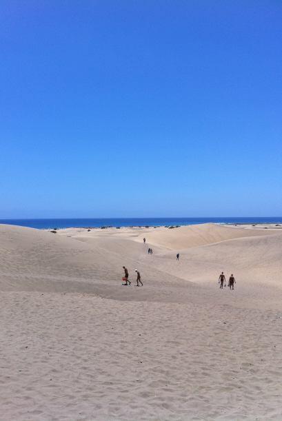 Y playas de gran belleza, por la que la Gran Canaria es reconocida a niv...