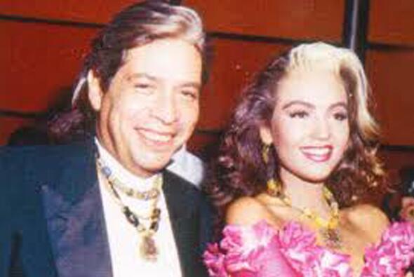 Thalía y Díaz Ordaz