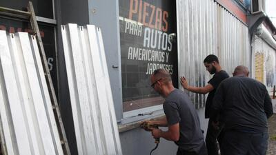 En fotos: Así se prepara el Caribe para recibir la fuerza de Irma