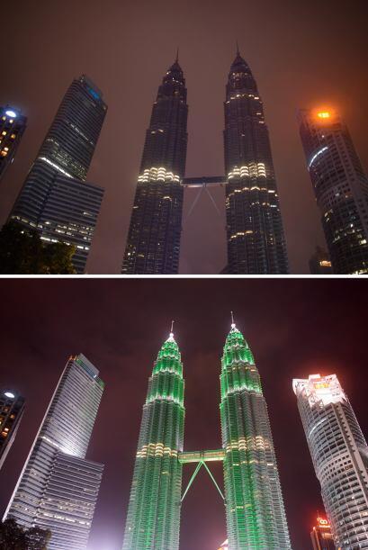 Más de siete mil ciudades y 160 países se suman a la Hora del Planeta, u...