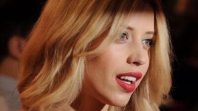 Peaches Geldof, la modelo y celebrity británica de 25 años.