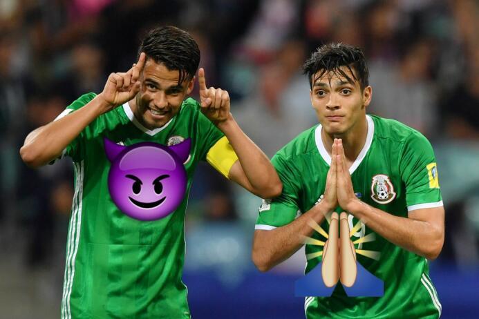 ¿Qué relación tienen los emojis y el Tri? La curiosa idea de Raúl Jiméne...