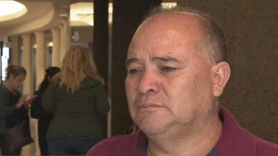 """""""Es doloroso ver el video cuando lo someten, anoche ni pude dormir"""": padre de John Hernández sobre la muerte de su hijo"""