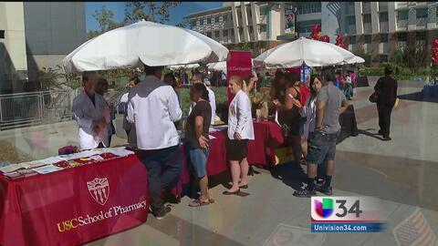 USC promueve las ciencias en los niños de Los Ángeles