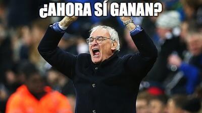 Los memes más divertidos de la nueva hazaña del Leicester ante el Sevilla