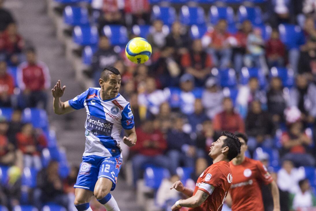 En fotos: Puebla venció a Toluca y respira tranquilo en la porcentual 20...
