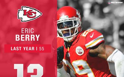 #13: Eric Berry (S, Chiefs) | Top 100 Jugadores 2017