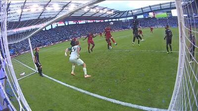 Damir Kreilach anota un golazo de cabeza y le da vida a Real Salt Lake que acorta el marcador 3-2