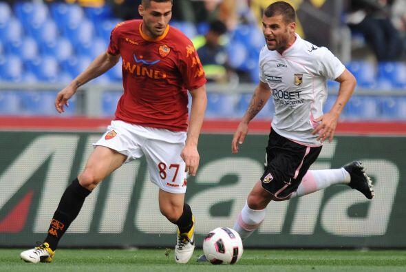 El Palermo se acomodó y de a poco emparejó el juego.