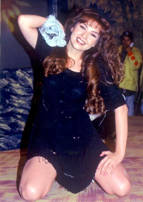 Thalía cumple años